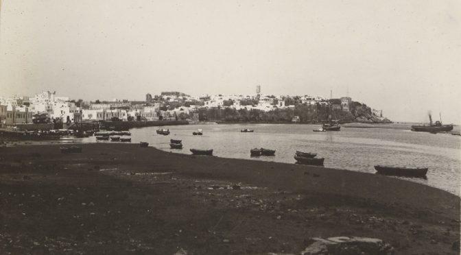 Les berges du Bouregreg : d'un espace qui traverse le temps à une scène de théâtralité (quai de Rabat)