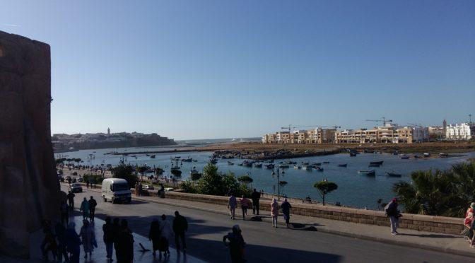 Temporalités sur les rives du Bouregreg